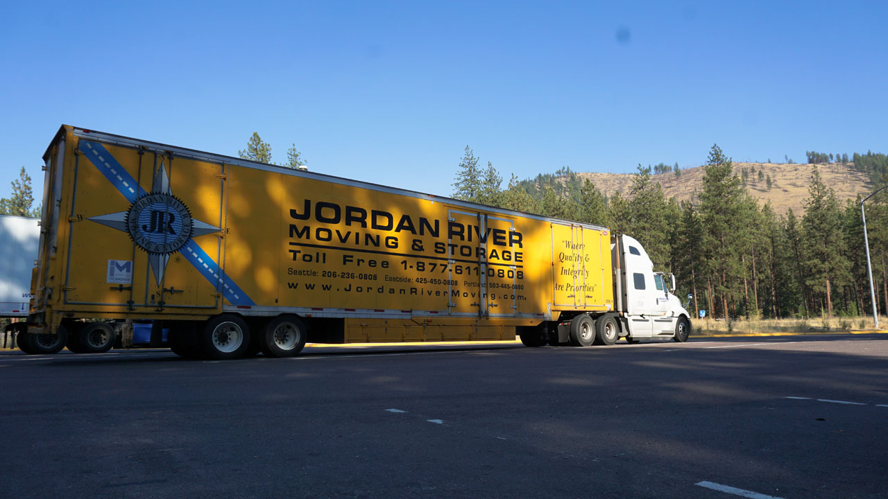 Jr Moving Truck