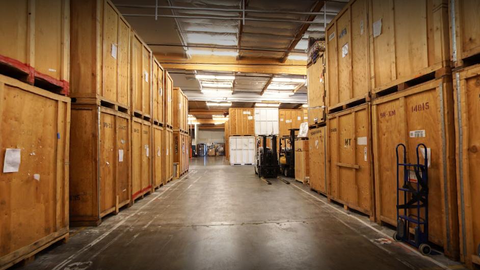 inside a seattle storage warehouse